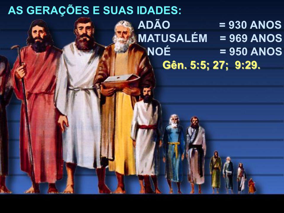 """""""Disse o Senhor a Noé: Entra na arca, tu e toda a tua casa, porque reconheço que tens sido justo diante de mim no meio desta geração. De todo animal l"""