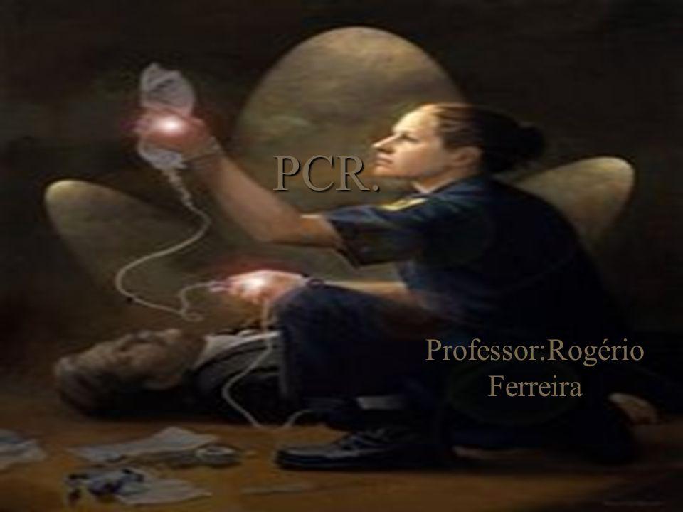 PCR. Professor:Rogério Ferreira