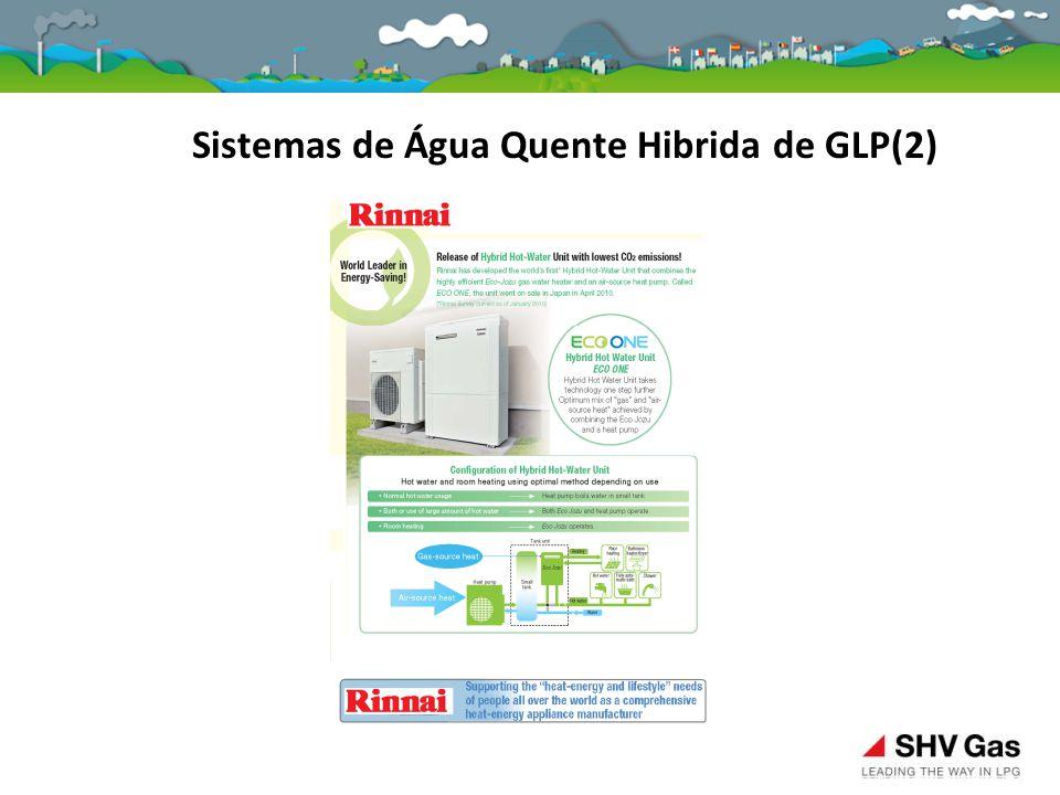 Sistemas de Água Quente Hibrida de GLP(2)