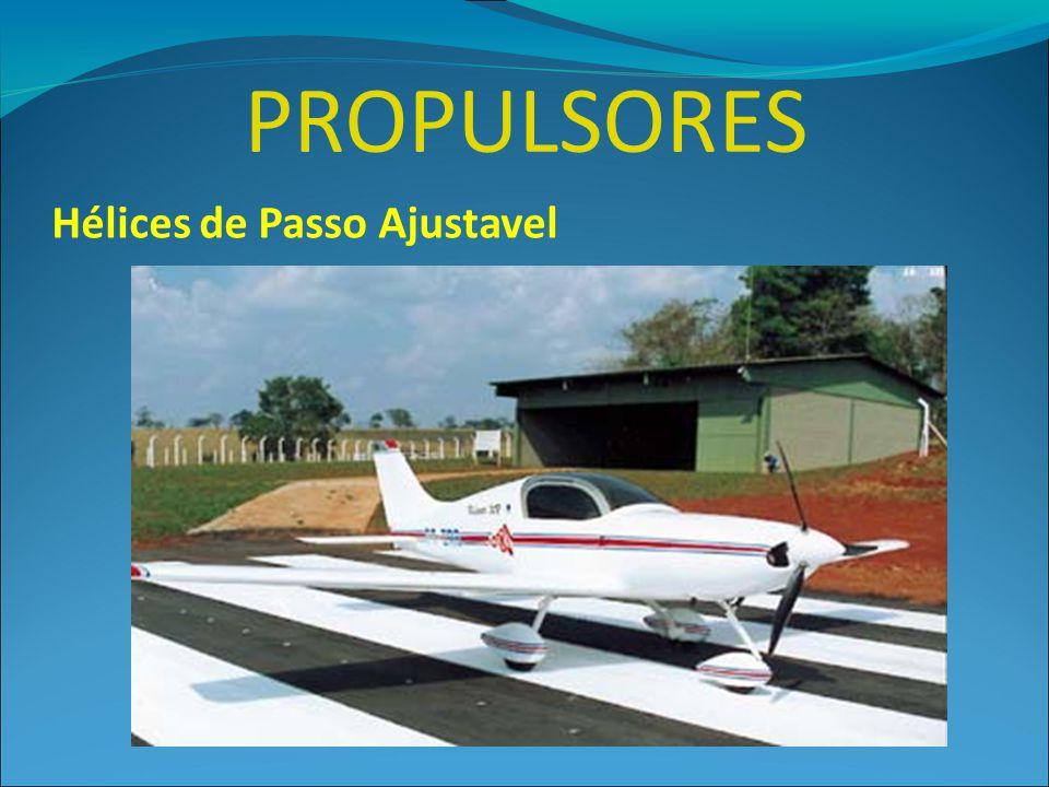 PROPULSORES Hélices de Passo Ajustavel