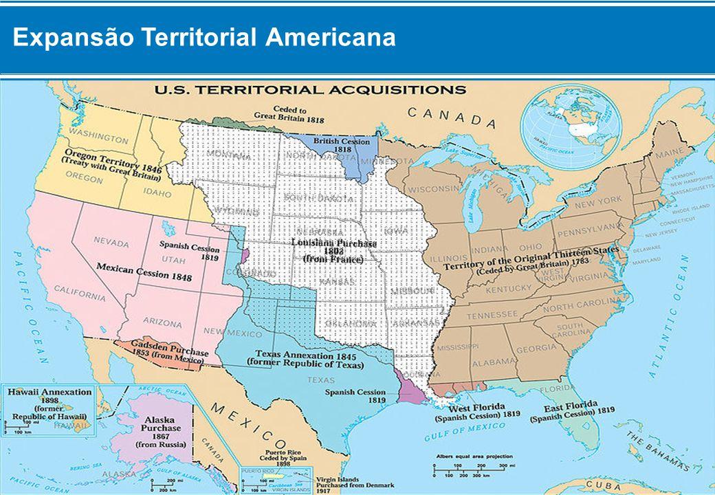 Expansão Territorial Americana