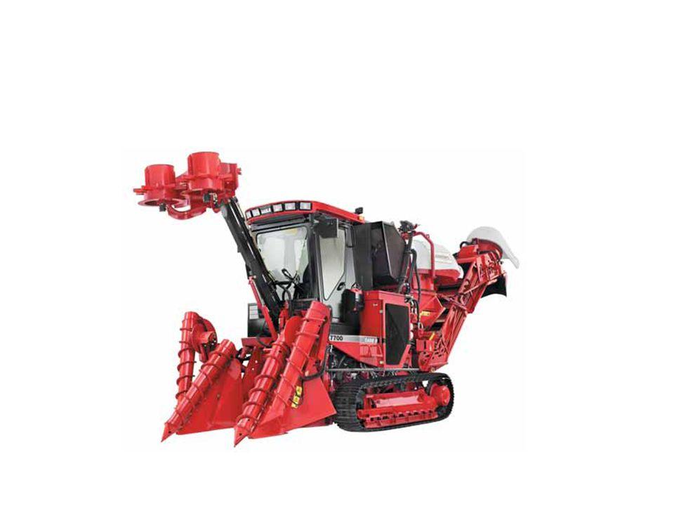 Objetivo: Estabelecer e divulgar os procedimentos a serem adotados nas operações de colheita mecanizada, visando fixação de padrões, redução de avarias no equipamento, melhor eficiência e segurança no trabalho.