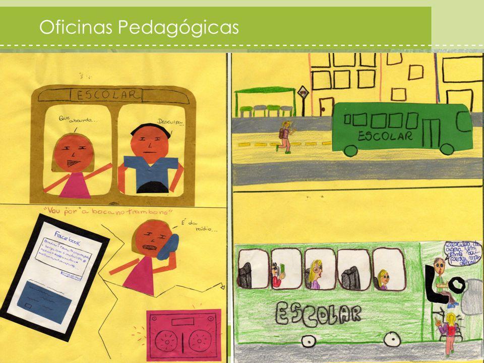 11 Oficinas Pedagógicas