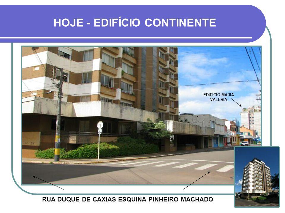 Década de 1950 - O CASARÃO DOS GOMES NESSE TRECHO DE QUARTEIRÃO SURGIRAM AS PRIMEIRAS CASAS DA CRUZ ALTA PLANEJADA (VER PROJETO 06)