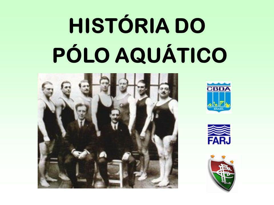 Surgimento do Pólo Aquático 1850 - Primórdios do Pólo Aquático - Inglaterra e Escócia.