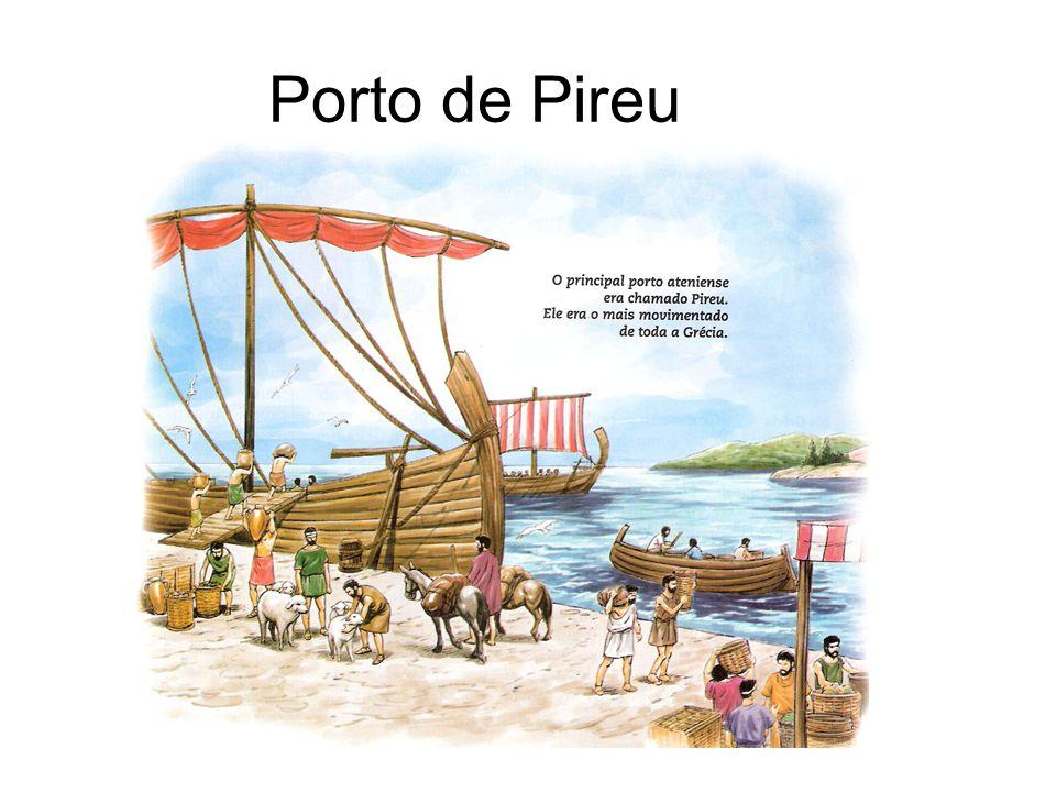 Porto de Pireu
