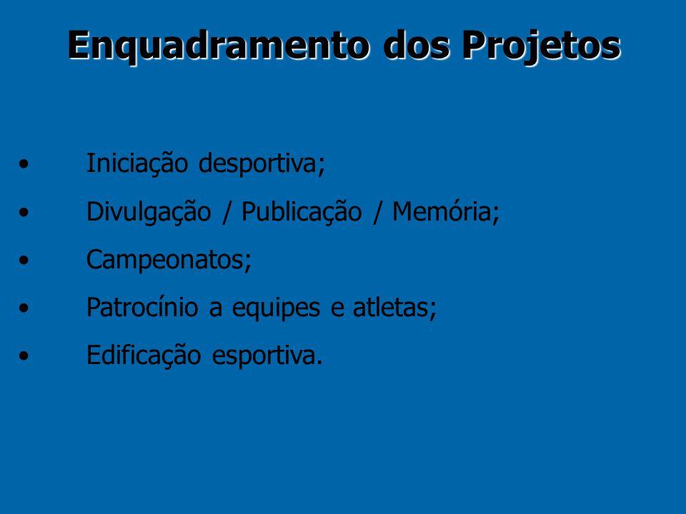 Projetos Olímpicos: Projetos Sociais: Jogos Estudantis do Rio de Janeiro 2013 Braços Abertos – Corrida na Comunidade Circuito Cross Country de Ciclismo em Favelas Recreando Exemplos de Projetos