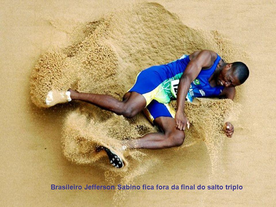  Australiano Hayden Stoeckel fica com o bronze nos 100 m costas