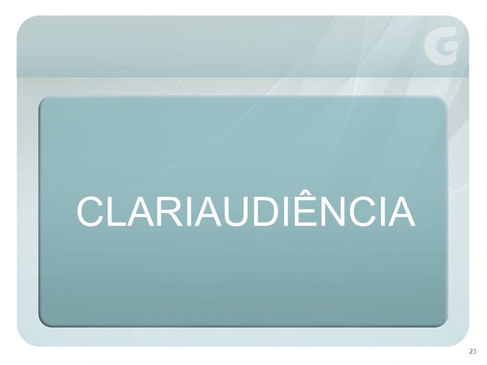 23 CLARIAUDIÊNCIA