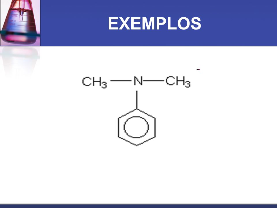 Ácido 2,4-diaminobenzoico 4-amino-2-butanona H 2 NCH 2 CH 2 CCH 3 O