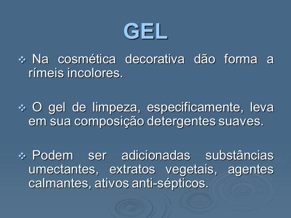 ESPUMA - MOUSSE  Trata-se de emulsões bifásicas, em que a fase interna é o ar ou outro gás, e a externa é um sólido ou líquido.