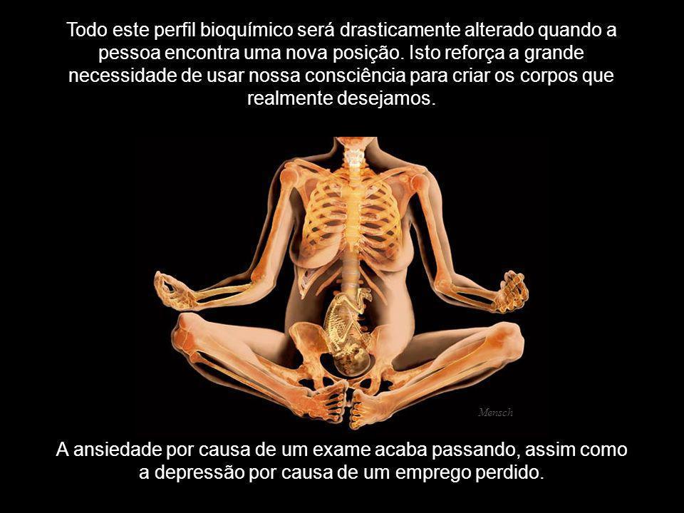 Quem está deprimido por causa da perda de um emprego projeta tristeza por toda parte no corpo – a produção de neurotransmissores por parte do cérebro
