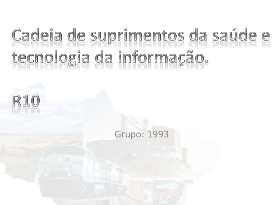 Pesquisa Efficient Healthcare Consumer Response - EHCR -Principal recomendação: a)Consiste em implementar sistemas de informações para automatizar os atuais processos das cadeias de suprimentos.