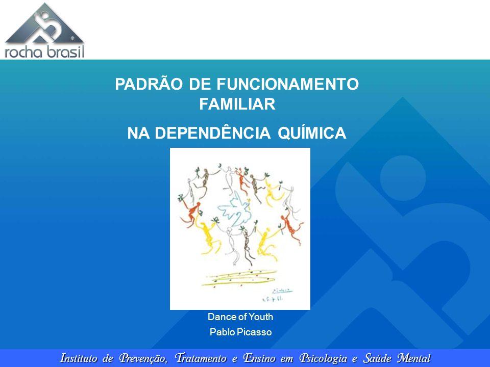 I nstituto de P revenção, T ratamento e E nsino em P sicologia e S aúde M ental PADRÃO DE FUNCIONAMENTO FAMILIAR NA DEPENDÊNCIA QUÍMICA Dance of Youth