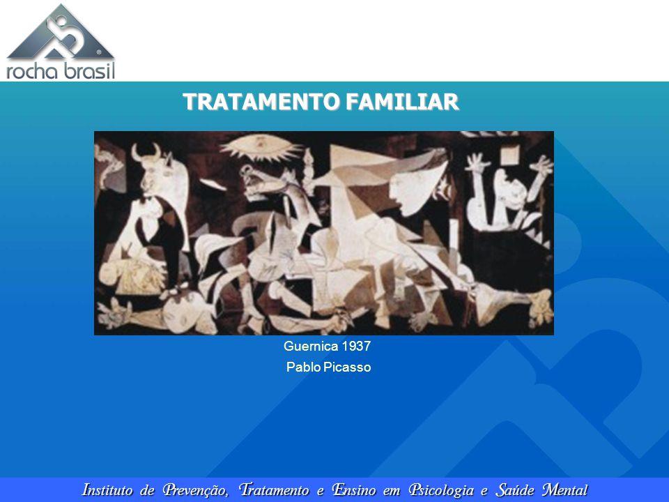 I nstituto de P revenção, T ratamento e E nsino em P sicologia e S aúde M ental TRATAMENTO FAMILIAR Guernica 1937 Pablo Picasso