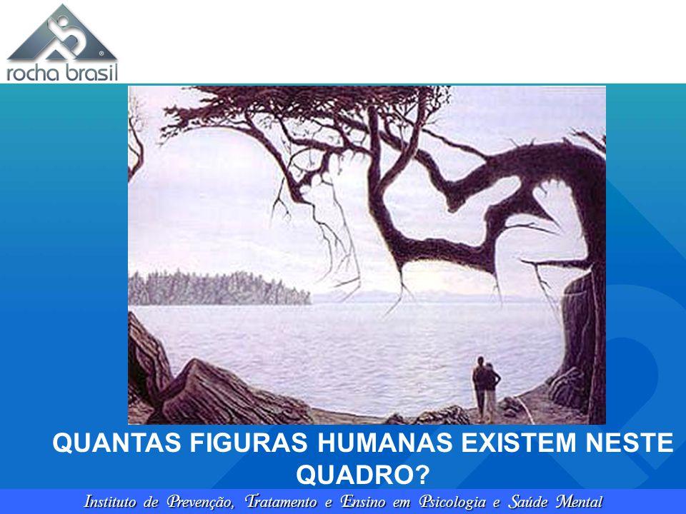 I nstituto de P revenção, T ratamento e E nsino em P sicologia e S aúde M ental QUANTAS FIGURAS HUMANAS EXISTEM NESTE QUADRO?