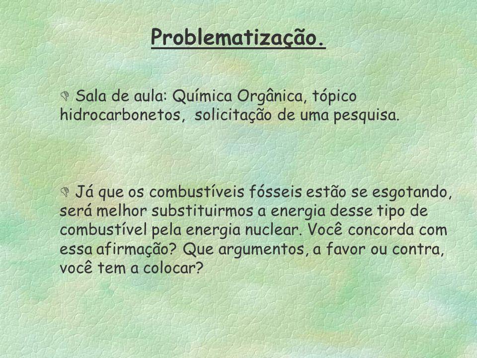Problematização.