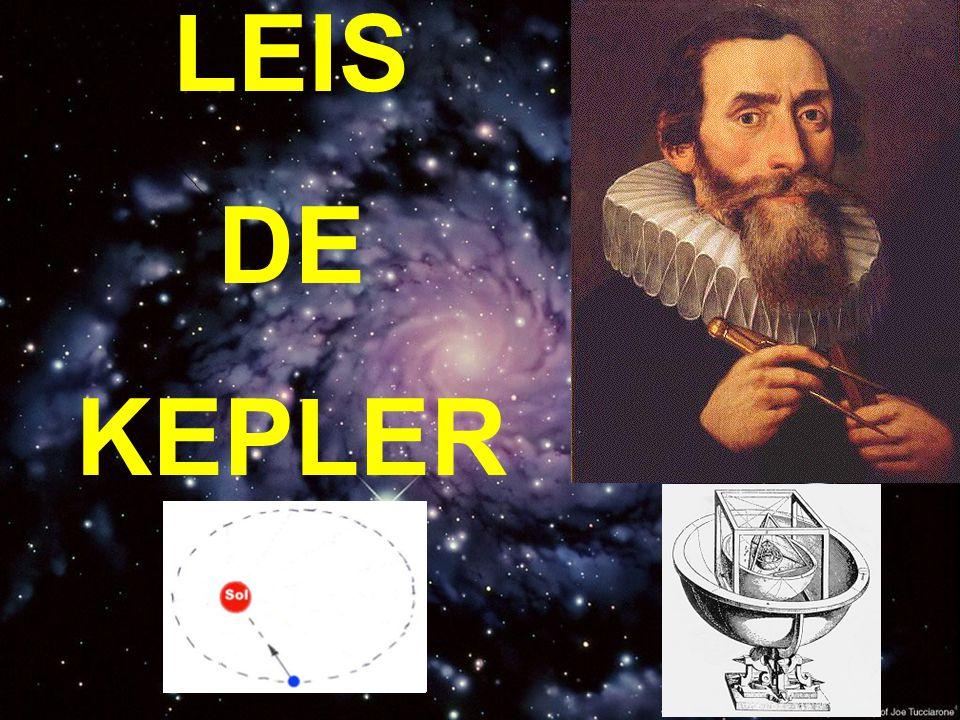 Johannes Kepler Ao morrer, Brahe cedeu suas observações a seu discípulo Johannes Kepler (1571-1630), que tentou, em vão, explicar o movimento dos astr