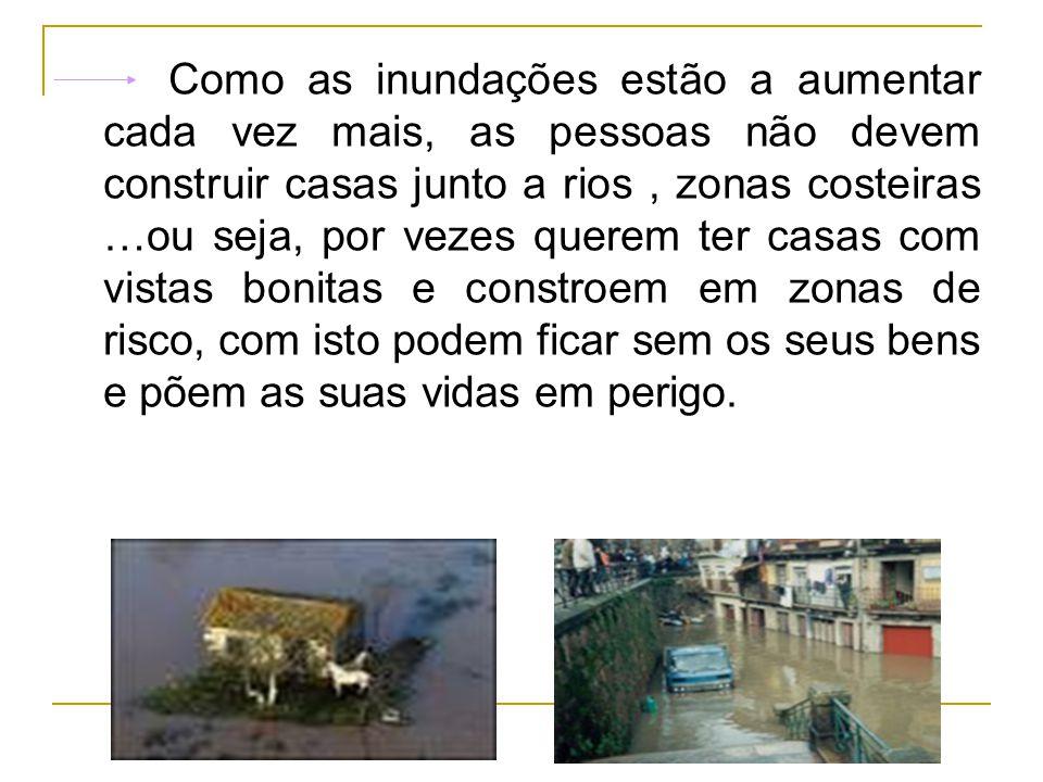 1.Zonas habitacionais 2. Zonas agrícolas 3.