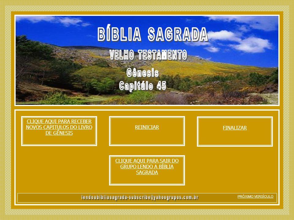 Retirado da Bíblia Sagrada, traduzida em português por João Ferreira de Almeida, Edição Revista e Atualizada. Permitido e altamente recomendável, a di