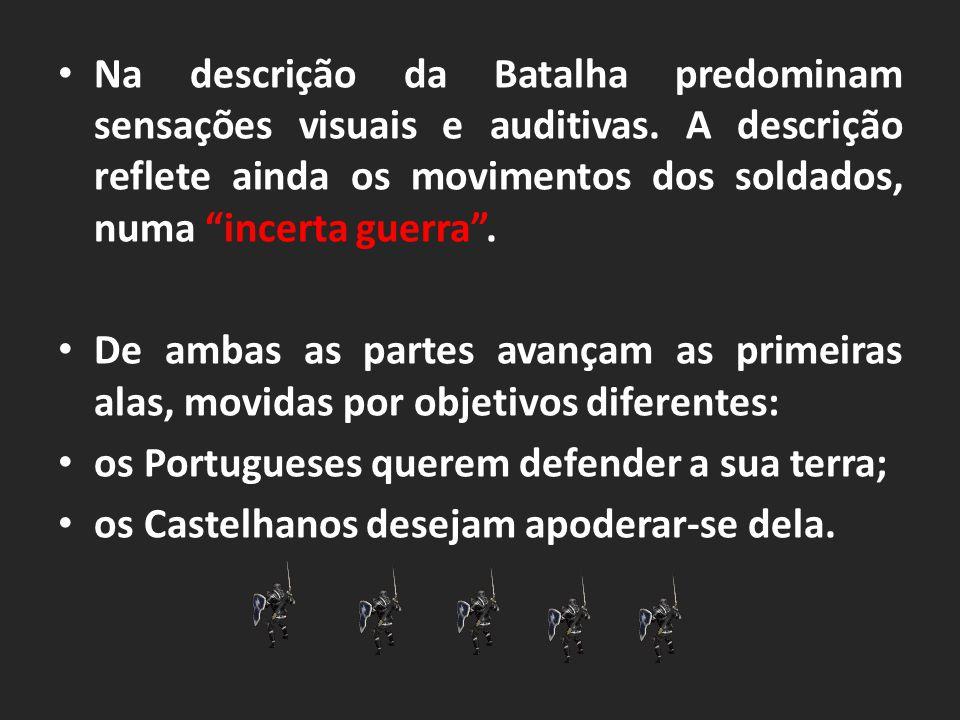 Destaca-se o grande Pereira , ou seja, D.Nuno Álvares Pereira, em quem se encerra Todo o valor .