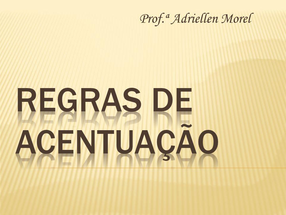 Prof.ª Adriellen Morel