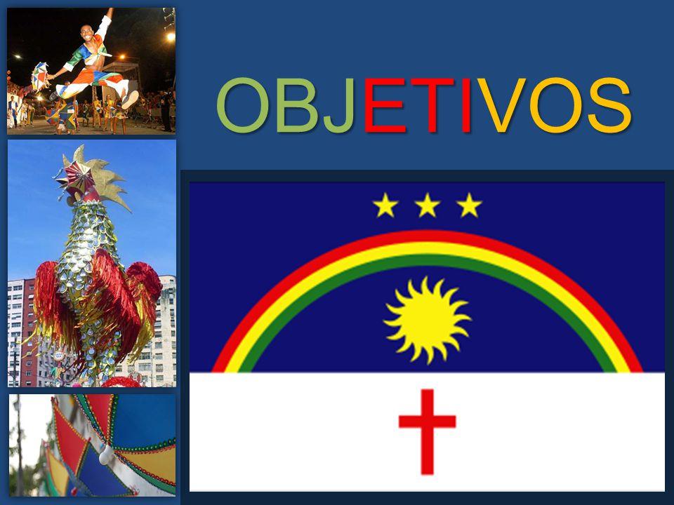 Formação de Estado Católico; Concessão de Garantias Individuais; Criação de uma Bandeira Revolucionária; OBJETIVOS