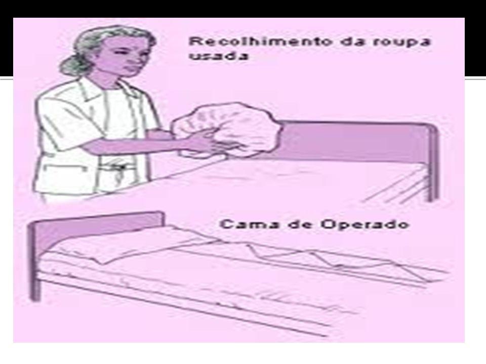  Não jogar roupa suja no chão;  Não alisar roupa de cama;  Observar:  Cabelo, esparadrapo, migalhas, rugas no lençol, sujeira, umidade.