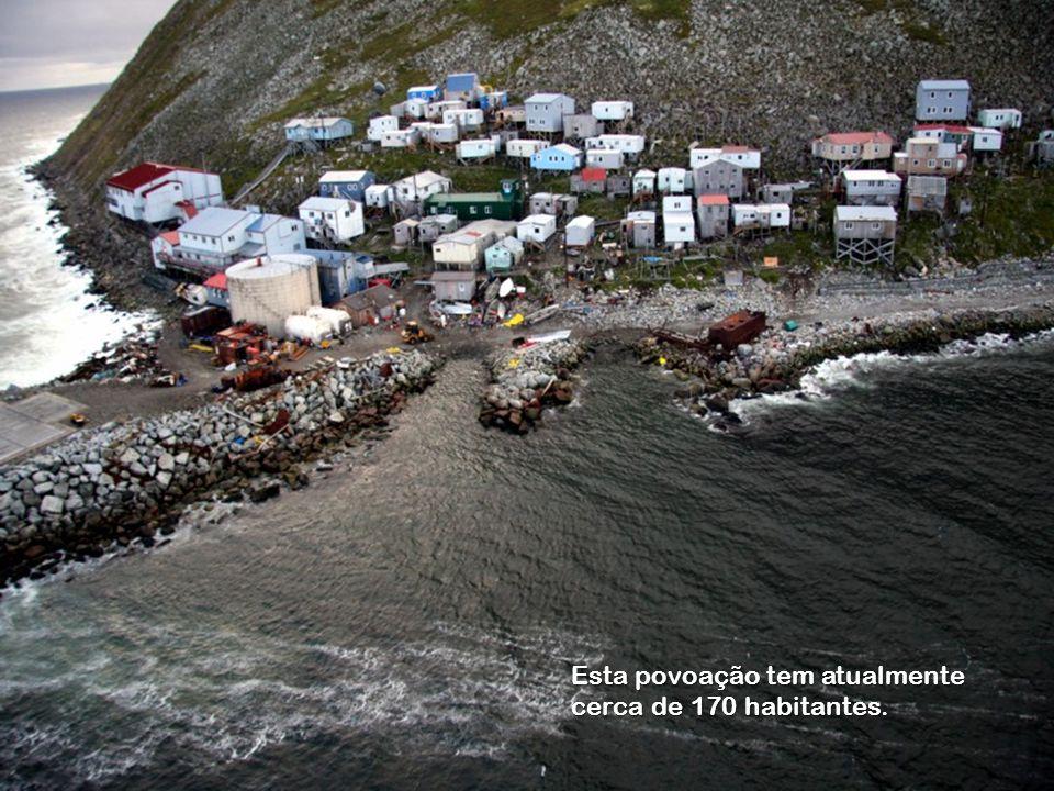 Esta povoação tem atualmente cerca de 170 habitantes.
