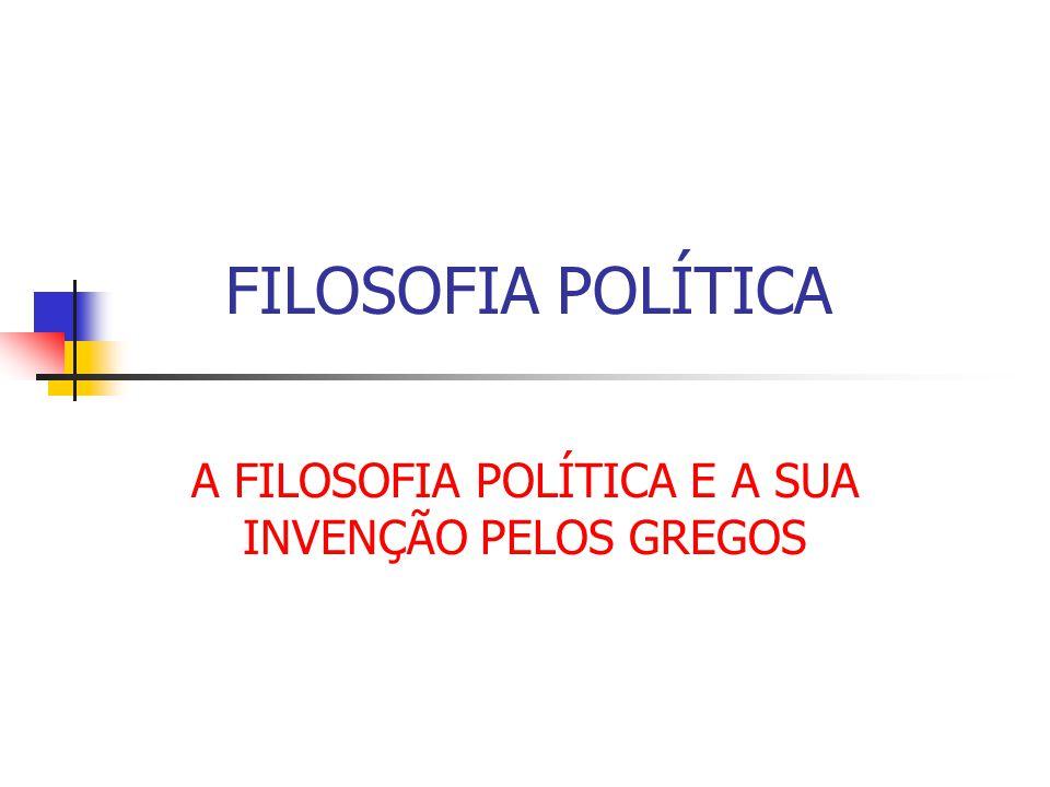 O QUE É POLÍTICA? POLÍTICA Prática política Teoria política Ciência políticaFilosofia política