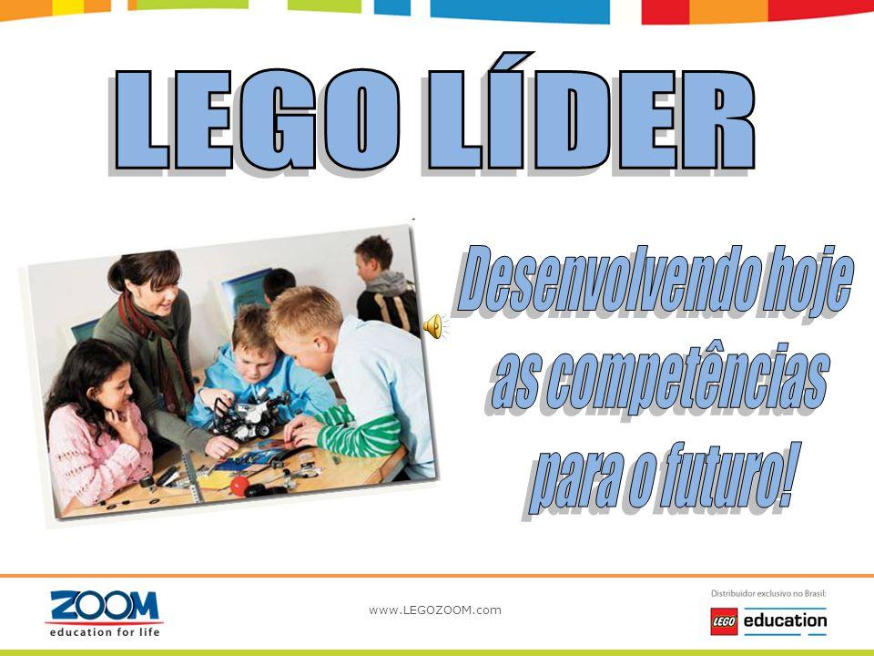 www.LEGOZOOM.com Consulte um de nossos Educadores para saber detalhes sobre como matricular seu filho na próxima Aventura Robótica! Contato Ligue para