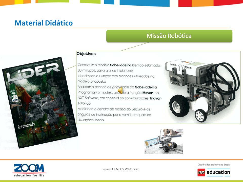 www.LEGOZOOM.com Material Didático