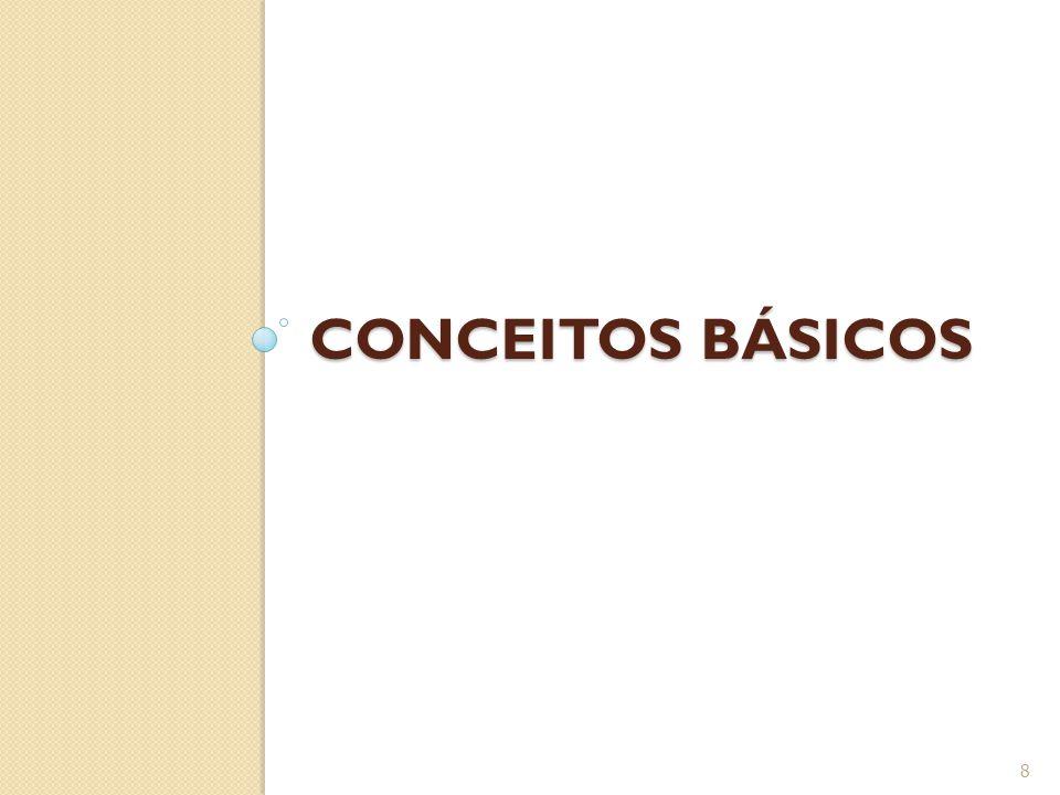 CONCEITOS BÁSICOS 8