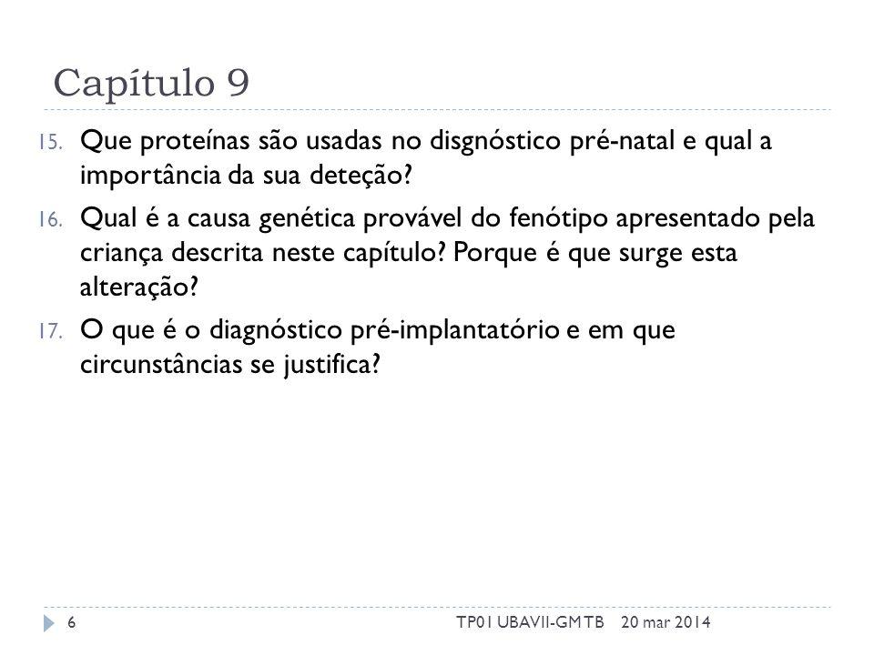 Capítulo 9 15.