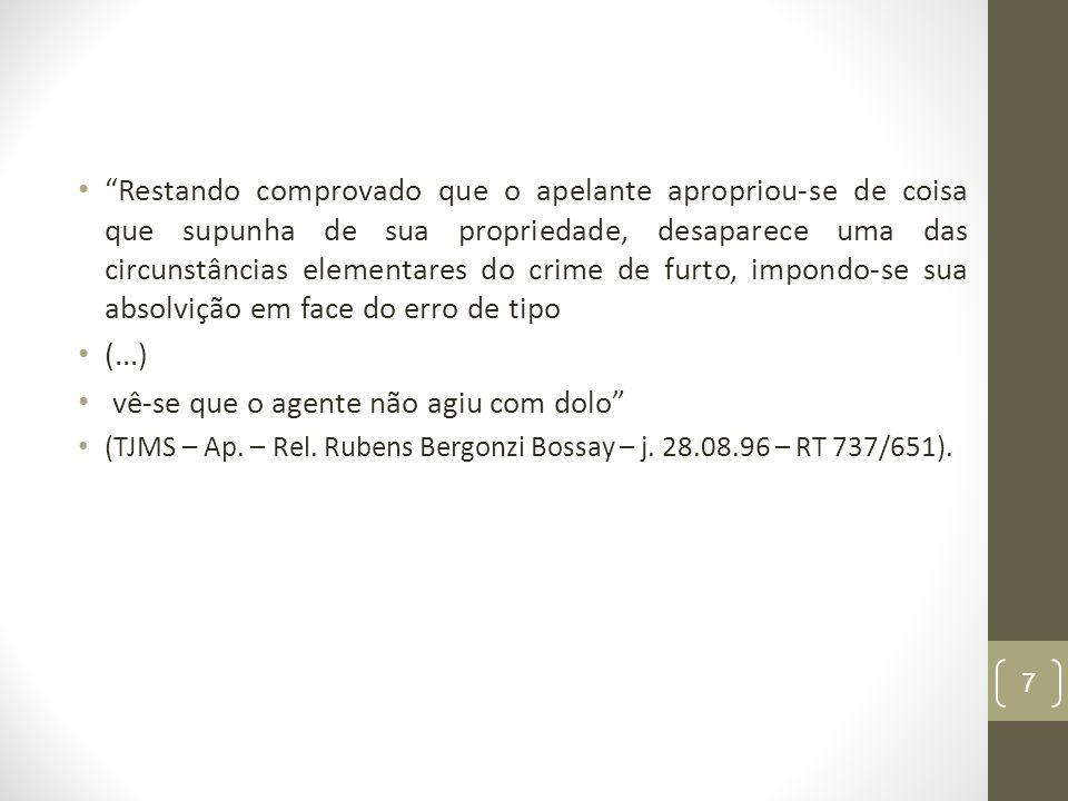 CRIMES ABERRANTES (ERRO NA EXECUÇÃO) Art. 73 e 74 18