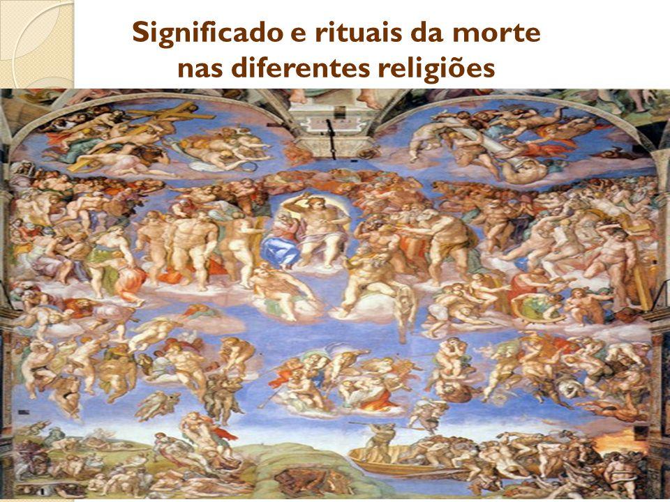 Significado e rituais da morte nas diferentes religiões