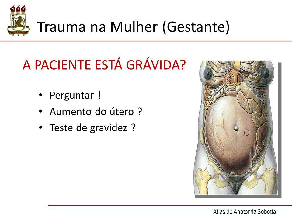 Trauma na Mulher (Gestante) PREVENÇÃO Vídeo – cinto segurança correto na grávida http://www.youtube.com/watch?v=4hhsFEAbUMI&feature=related http://www.youtube.com/watch?v=LuRn6aAV5kU