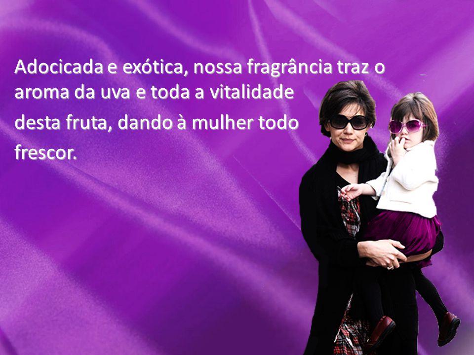 Toda mãe é doce e carinhosa, mas também é sedutora, poderosa e envolvente...
