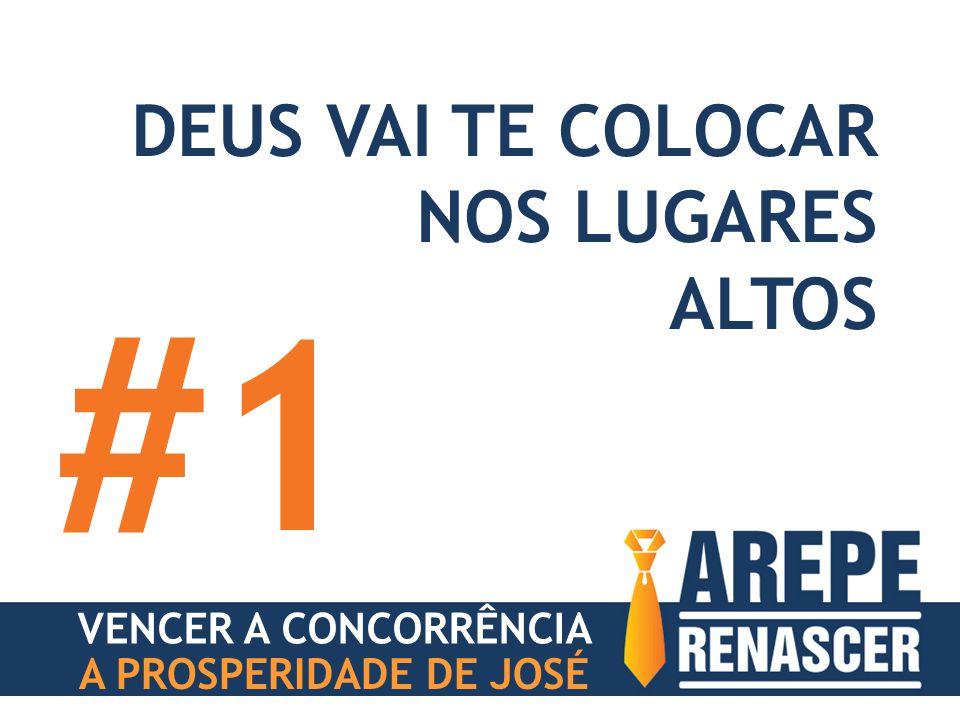 A PROSPERIDADE DE JOSÉ DEUS VAI TE COLOCAR NOS LUGARES ALTOS #1 VENCER A CONCORRÊNCIA