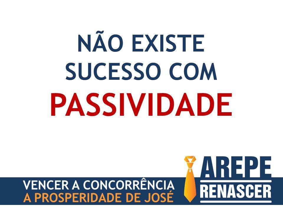VENCER A CONCORRÊNCIA A PROSPERIDADE DE JOSÉ NÃO EXISTE SUCESSO COM PASSIVIDADE