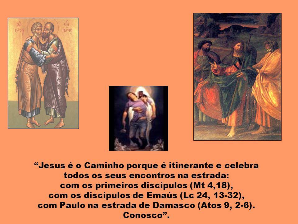 """""""É necessário que o homem viva de Jesus Cristo com todo o seu ser, já que Jesus é o único caminho para ir ao Pai."""" ( Tiago Alberione, s/d) """"É ele quem"""