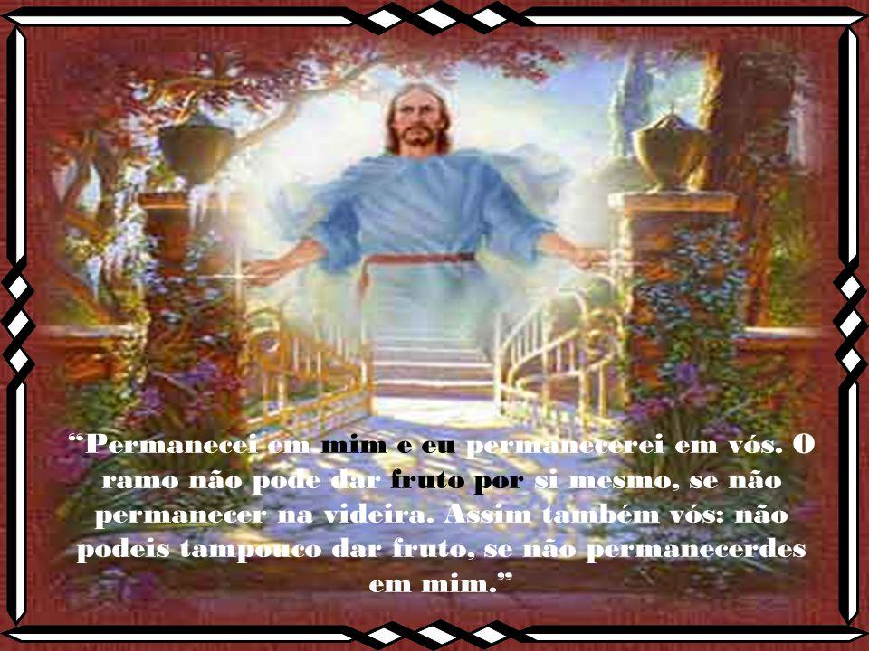 """""""A """"Verdade"""" é, pois perfeita correspondência entre o dizer e o fazer e o ser de Deus. As palavras e obras de Jesus são reveladoras de Deus-Pai."""" """"Em"""