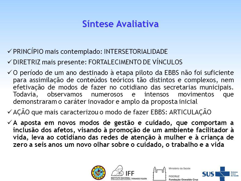 Contribuição para a construção da Política Nacional de Atenção Integral à Saúde da Criança, com a inclusão de atores estaduais, DF e das capitais brasileiras.