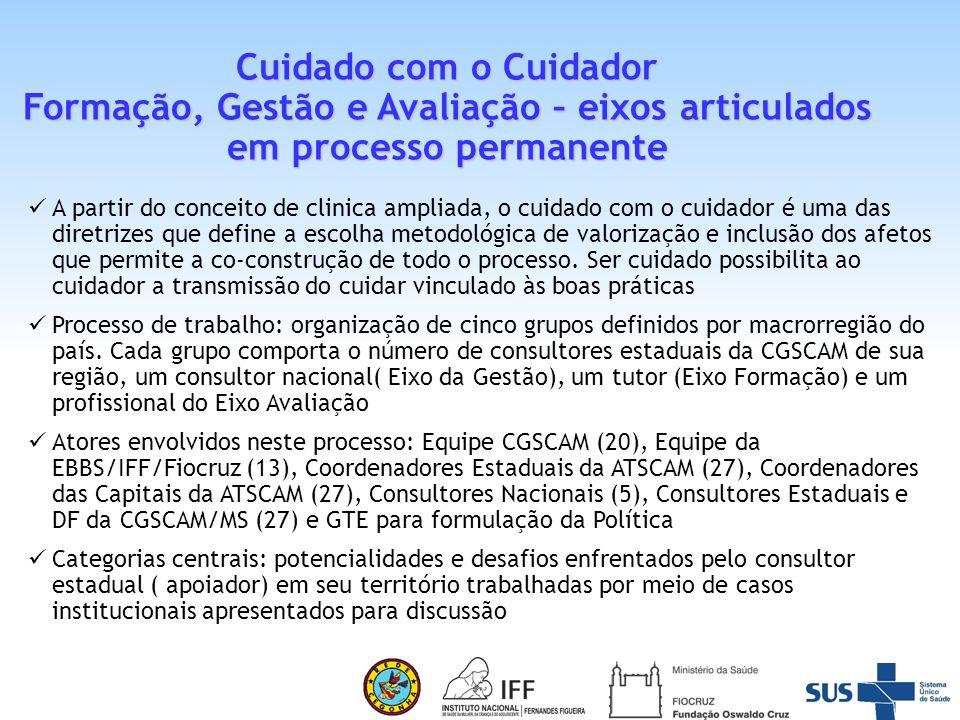 Foto : Paula Johas VI Oficina dos Consultores da ATSCAM nos Estados – Brasília – 22.11.2012