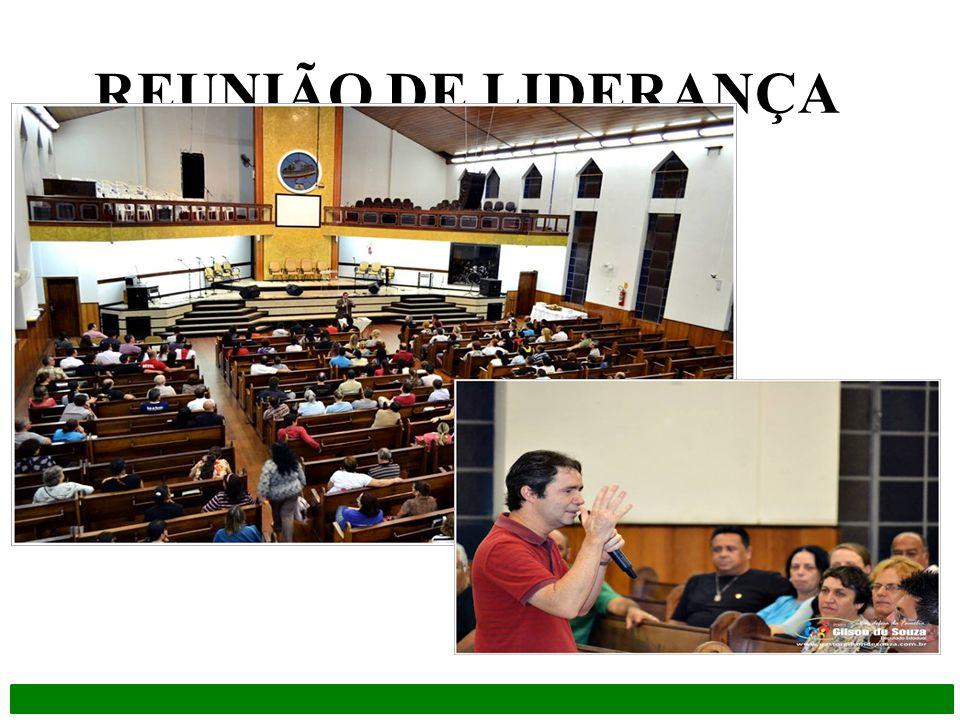 REUNIÃO DE LIDERANÇA