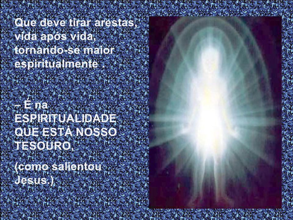 Seria ouvir com Q.I.E. Porque Deus, é o espírito maior que nos criou à sua imagem e semelhança.