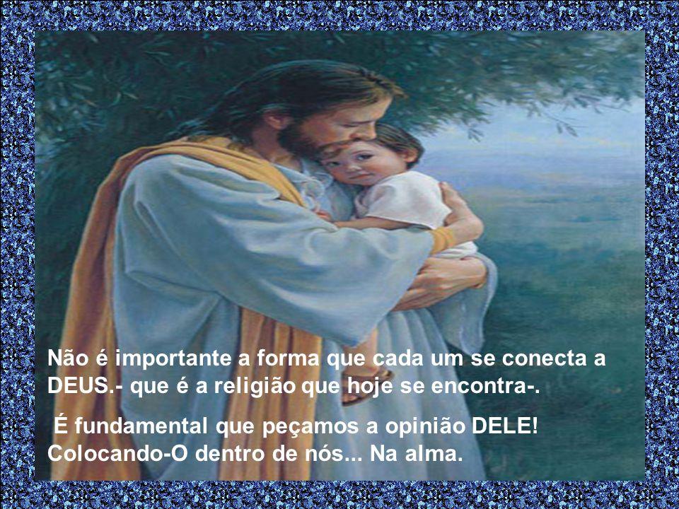 Aqui, na Terra, devemos usar a bússola do AMOR de várias nuances às coisas criadas pelo Pai.