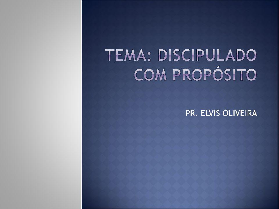 PR. ELVIS OLIVEIRA