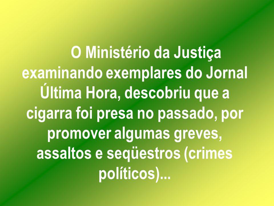 O Ministério da Reforma Agrária desapropria a Toca da Formiga, por não cumprir sua função social e a entrega à friorenta e desnutrida cigarra...