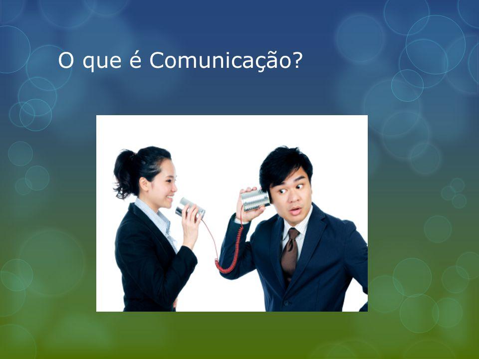 Funções da comunicação: Controle Motivação Expressão motivacional Informação